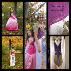 Next halloween's costumes @Steffany Duran?? Dibs on Zelda!