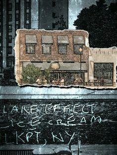 Lake effect ice cream lockport new York