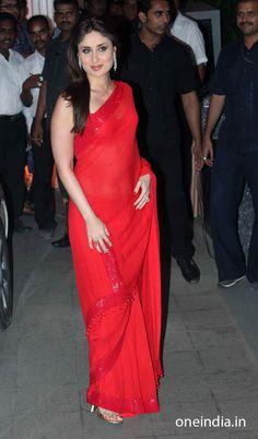 Kareena Kapoor at Wedding Reception of Rohit Shetty Sister Mahek & Navin Shetty
