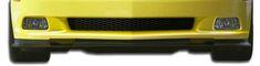 2005-2013 Chevrolet Corvette C6 Duraflex ZR Edition Front Lip Under Spoiler Air Dam - 1 Piece