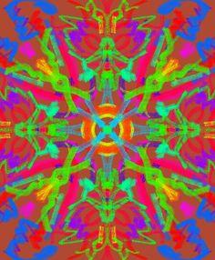 Symmetry in hiding   ckm