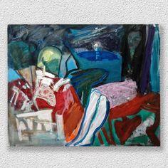 Sali Turan'ın hiç sergilenmemiş eserleri Royal Online Art'da  #onlineauction #onlinemuzayede #instaart #instaartist #november #instaauction #istanbul #salituran #sali #contemporaryart