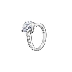 Cartier Solitaire 1895 ring, from $4,225cartier.com - Photo: Courtesy of Cartier
