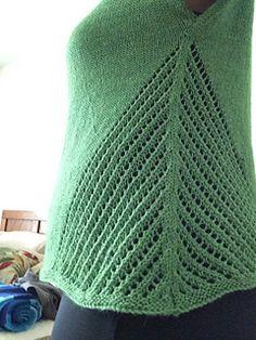 Ravelry: Driftwood Tee pattern by Mercedes Tarasovich