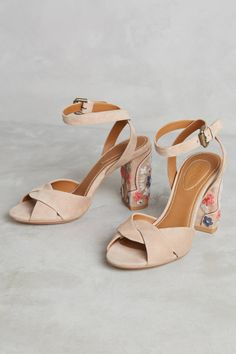 Shop the See By Chloe Embroidered Florals Heeled Sandals and more Anthropologie at Anthropologie today. Read customer reviews, discover product details and more.