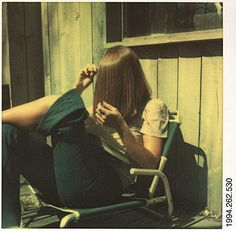 walker Evans , portrait , polaroid ,70's