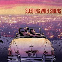 Sleeping With Sirens will release their new acoustic EP If You Were A Movie, This Would Be Your Soundtrack on June 26 via Rise. Check out the cover art and track listing below: