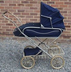 1970s Mothercare - this is the pram I pushed my babies in