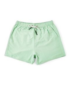 The Idle Man Basic Swim Shorts Green  | New In at The Idle Man | Shop now! | #StyleMadeEasy