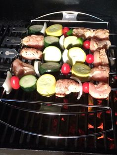 Grilling in December? Only in Texas!! | Provecho  Grill different types of delicious kabobs using the Cave Tools Kabob set! Get it here at 20% off: http://cavetools.com/socialkspromo