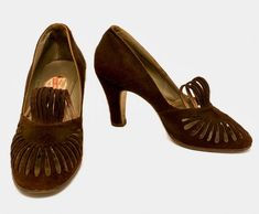 Лучших изображений доски «shoes 1920-1940»  297   Fashion vintage ... bc2bae97cd1