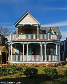 A grand Victorian home on one of the most sought-after vacation spots - Martha's Vineyard.
