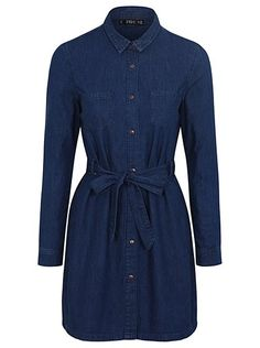 Fashion Box Denim Dress, read reviews and buy online at George. Shop from our latest range in Women. Denim has never looked so good and this is why you need ...