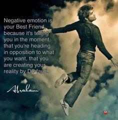 Negative emotion - Abraham-Hicks Law of Attraction   #lawofattraction  #kurttasche  #successwithkurt
