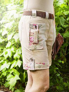 GardenGirl Classic shorts