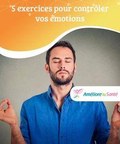 5 exercices pour contrôler vos émotions   La gestion des émotions est un domaine auquel nous ne sommes pas préparés. Personne ne nous a appris comment contrôler les émotions, comment les aborder. Cependant, grâce aux exercices de contrôle des émotions que nous vous présentons dans cet article, ce ne sera plus un problème.