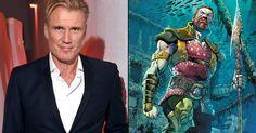 Aquaman   Filme ganha nova foto de bastidores