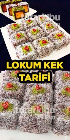 Lokum Kek Tarifi 1 Yumurtalı Kakaolu Pastaban 50 Best Chocolate Dessert Recipes that Everyone will Love in 2019 Donut Recipes, Cupcake Recipes, Pie Recipes, Dessert Recipes, Best Chocolate Desserts, Chocolate Pies, Turkish Delight, Healthy Cake, Vegan Cake