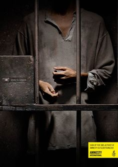 Amnesty International: Bars