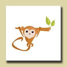 Cuadro Mono