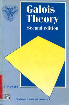 Galois theory / Ian Stewart. -- 2a ed.. -- London [etc.] :      Chapman and Hill, 1991. Ver localización en la Biblioteca de la ULL: http://absysnetweb.bbtk.ull.es/cgi-bin/abnetopac01?TITN=14229