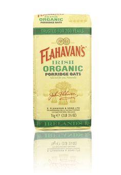 Flahavan's Irish Organic Oats