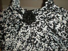 Crochet Plastic Bag/Purse