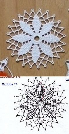 Watch The Video Splendid Crochet a Puff Flower Ideas. Phenomenal Crochet a Puff Flower Ideas. Crochet Snowflake Pattern, Crochet Motif Patterns, Christmas Crochet Patterns, Crochet Snowflakes, Crochet Diagram, Crochet Chart, Crochet Doilies, Crochet Flowers, Crochet Stitches