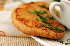 Wholegrain Spelt Naan Bread