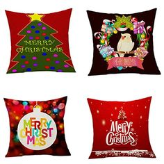 Merry Christmas Pillowcases Cushion Cover Gifts Linen Pillow Toys Elk Santa Claus Toys For Children Kids Gifts Decorative Toys Cheap Decorative Pillows, Decorative Pillow Covers, Throw Pillow Covers, Throw Pillows, Kids Pillows, Blue Pillows, Linen Pillows, Santa Claus Toys, Christmas Pillow Covers
