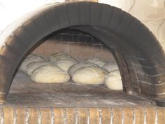 Try our home made bread, baked in our wood oven