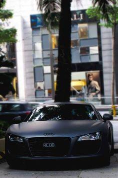 Matte Grey R8