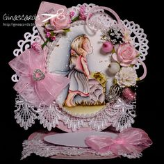 Gina's Cards: Dreamerland Crafts - Good News is Coming