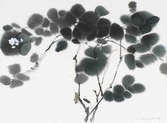 Rose  -by Lin Shun-Shiung(林順雄 Taiwanese, b.1948 )