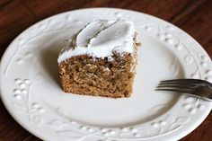 recipe applesauce cake