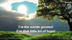 R. Kelly - I'm The World's Greatest (Lyrics)