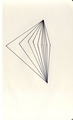 Shape No. 44 - A Shape A Day 2013: a 365-day drawing project by Jaime Derringer. #ashapeaday2013