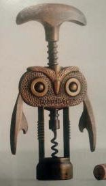 Owl corkscrew - this is precious. I need one.