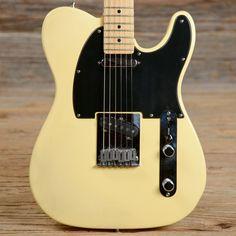 Fender American Standard Telecaster Vintage White 2005 (s637)