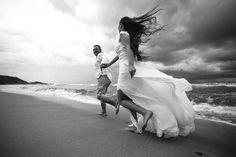 trash the dress; Couple Beach Photos, Wedding Couple Photos, Beach Wedding Photos, Photo Couple, Wedding Pictures, Wedding Beach, Wedding Bride, Bride Groom, Pre Wedding Poses