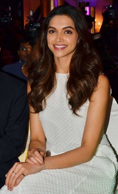 Deepika Padukone at a launch event in Mumbai