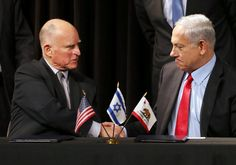California Governor Jerry Brown signed a bill against the boycott, divestment and sanctions (BDS) movement on Saturday. Brown's signature makes California the 13th state to enact an anti-BDS measur…