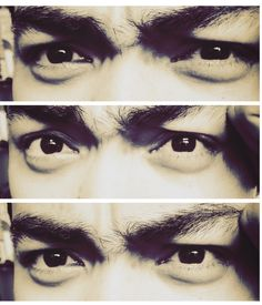 Eyes emotion