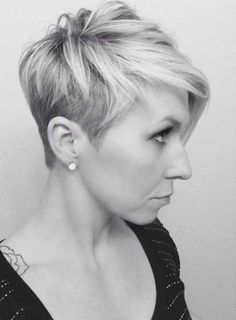 New Asymmetrical Pixie Cuts |