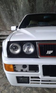 Lancia Delta HF Integrale EVO White body