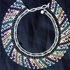 Jewellery Making, Handmade Jewelry, Instagram, Beads, How To Make, Fashion, Necklaces, Lace, Jewelry