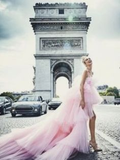 Couture Week, Ellie Saab, Editorial Photography, Fashion Photography, Glamour Photography, Photography Magazine, Lifestyle Photography, Photos Des Stars, Anna Ewers