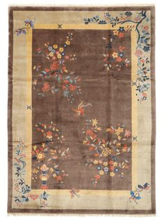 China antique Finish carpet 235x335