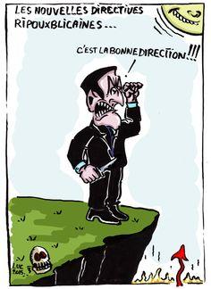 #Ripouxblicains #Republicains #politique #droitdanssesbottes #directions #enfer #bonimenteur