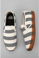 Vans California Striped Low Pro Slip-On Sneaker - Urban Outfitters